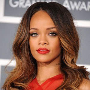 Rihanna's net worth in 2012 was $60 million - the same size as the current US Powerball jackpot!