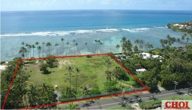 Win US Powerball, and several acres by the beach could be yours!