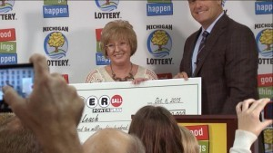 The Powerball winner of the recent giant $310.5 million jackpot is a woman from Michigan