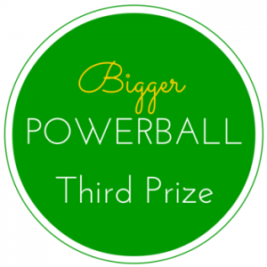 The third prize category in the US Powerball lottery is 5 times bigger than it used to be before the new Powerball rules were implemented in October 2015