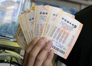 Buy individual Powerball tickets or play in a Powerball syndicate