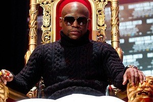 Become the new Powerball champion and flaunt it like Floyd Mayweather