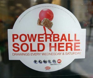 Every shop wants to sell powerball tickets