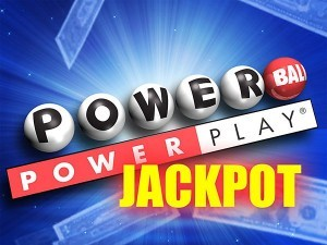 Amazing Powerball jackpot up for grabs