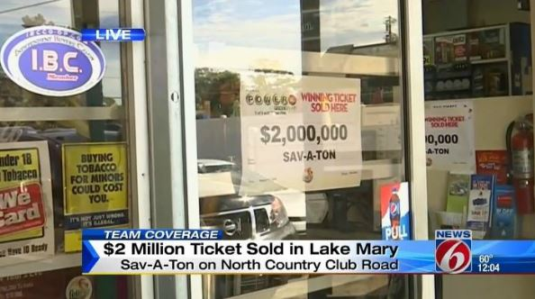 Can You Win Powerball First Time You Play?