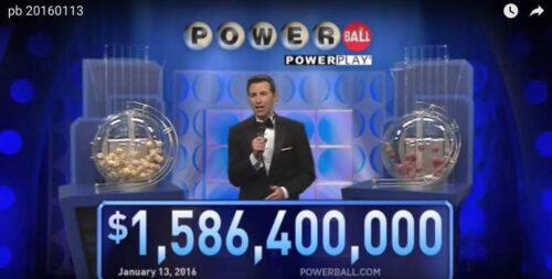 Los mayores ganadores del Powerball