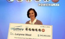 Powerball Winner from Iowa Claims Half of $687.8 Million Jackpot