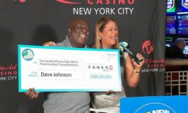 Truck Driver from Brooklyn Claims $298 million Powerball Jackpot