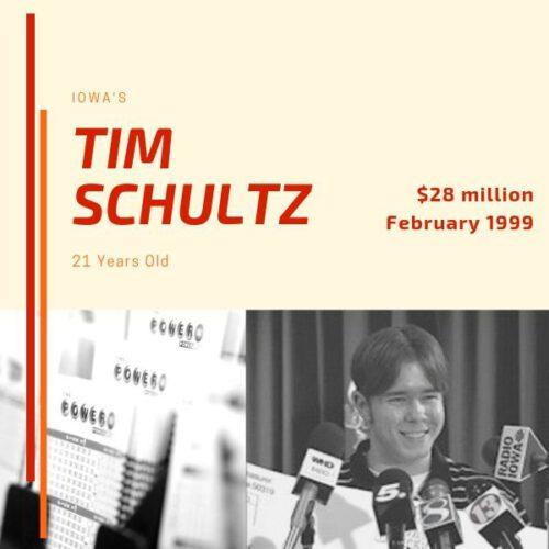 Tim Schultz - 21 Years Old (1999)