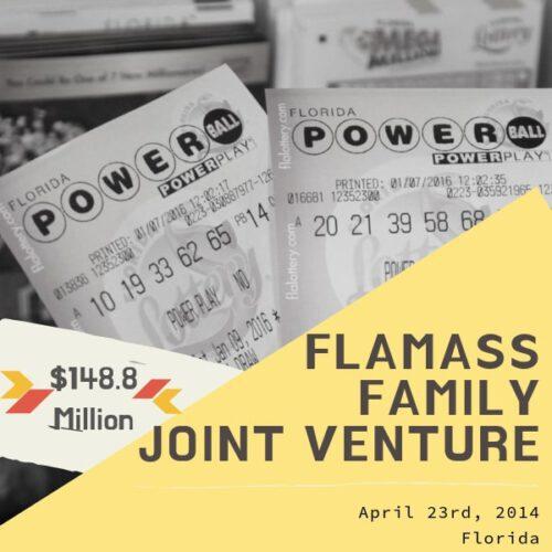 FlaMass Family Joint Venture - $148.8 Million