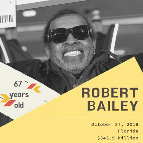 Robert Bailey - 67 Years Old