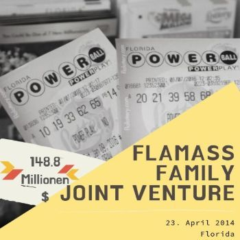 FlaMass Family Joint Venture – Powerball - $148,8 Millionen