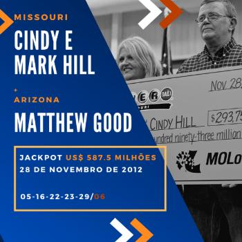 Cindy e Mark Hill - US$ 587,5 milhões
