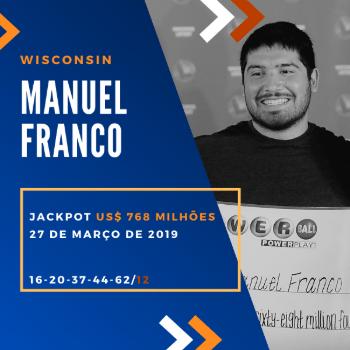 Manuel Franco - US$ 768,4 milhões