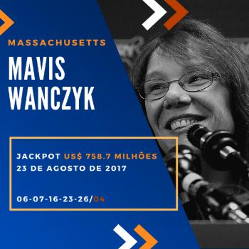 Mavis Wanczyk - US$ 758,7 milhões