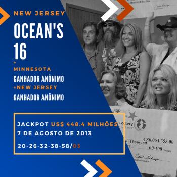 Ocean's 16 - US$ 448,4 milhões