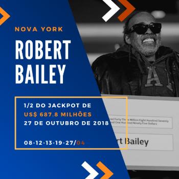 Robert Bailey - 1/2 do US$ 687,8 milhões